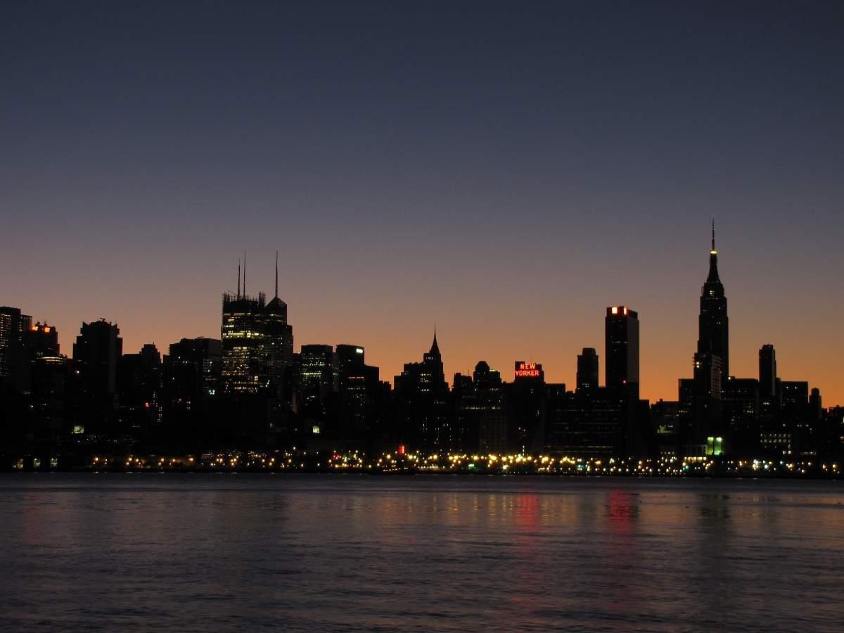 Reisebericht Usa 2010 Bilderseiten New York City